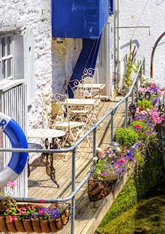 About Holiday Cottages Polperro